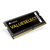 Corsair Value Select 4 GB (1 x 4 GB) DDR4 2133 MHz CL15 Mainstream SODIMM Notebook Memory Module -#Black