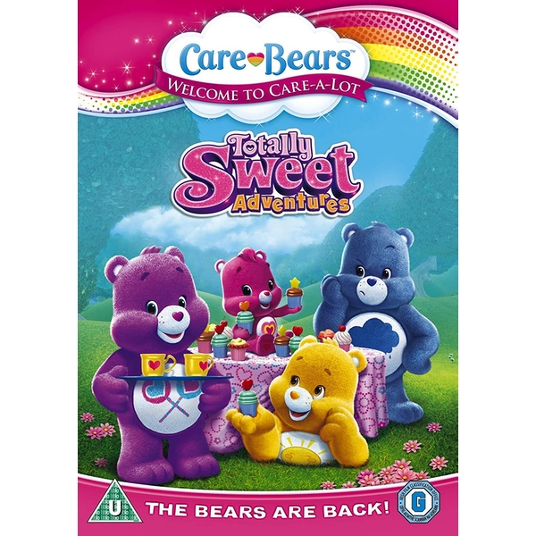 The Care Bears: Totally Sweet Adventure DVD