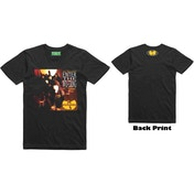 Wu-Tang Clan - Enter The Wu-Tang Men's Small T-Shirt - Black