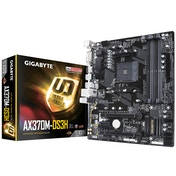 Gigabyte GA-AX370M-DS3H AMD X370 Socket AM4 microATX motherboard