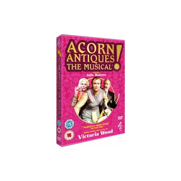 Acorn Antiques The Musical DVD