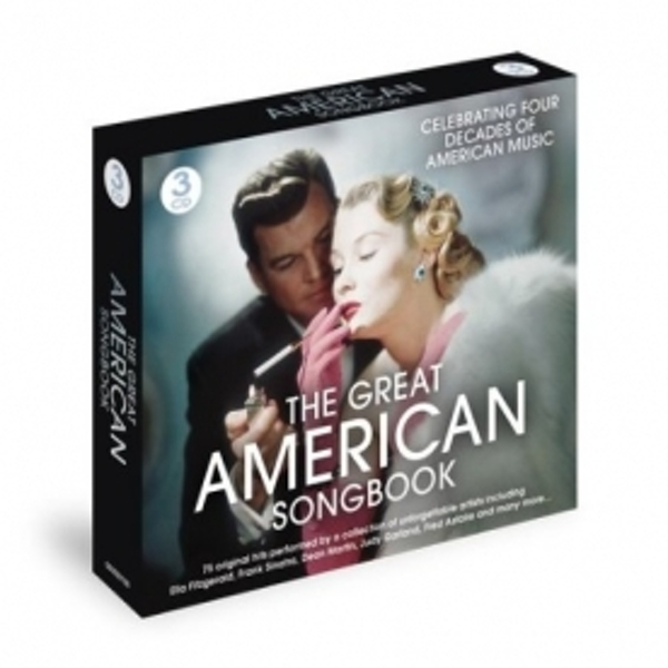 Various Artists - The Great American Songbook CD