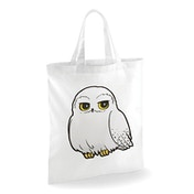 Harry Potter - Headwig Tote Bag - White