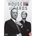 House Of Cards 1 & 2 Blu-ray