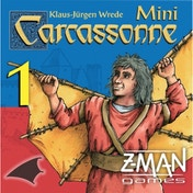 Carcassonne The Flying Machines Flier Mini Expansion 1