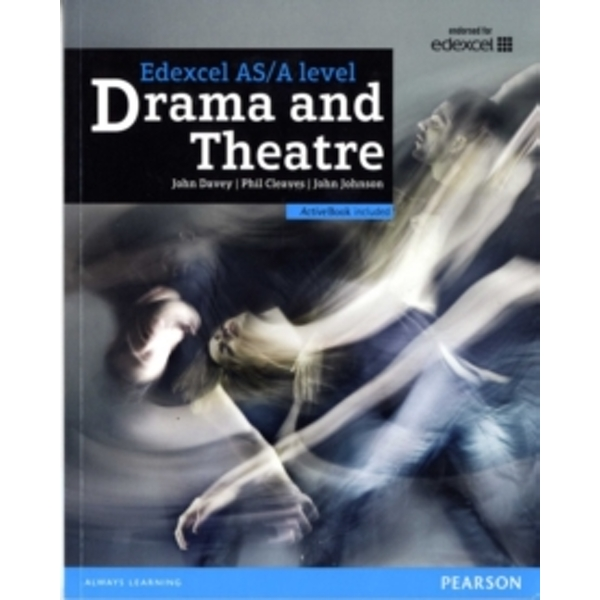 Edexcel A level Drama and Theatre Student Book and ActiveBook
