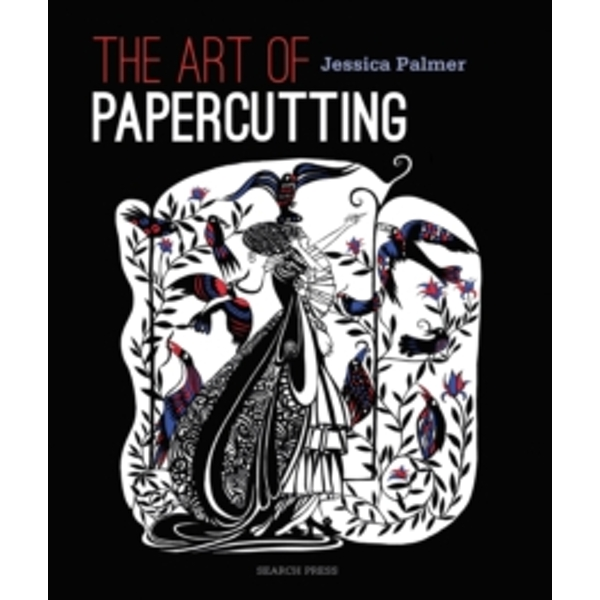 The Art of Papercutting by Jessica Palmer (Paperback, 2015)