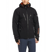 Hi-Tec Men's Small Black Bariloche Soft Shell Jacket