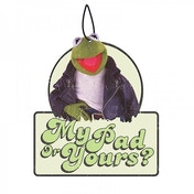 Car Air Freshener Muppets Kermit