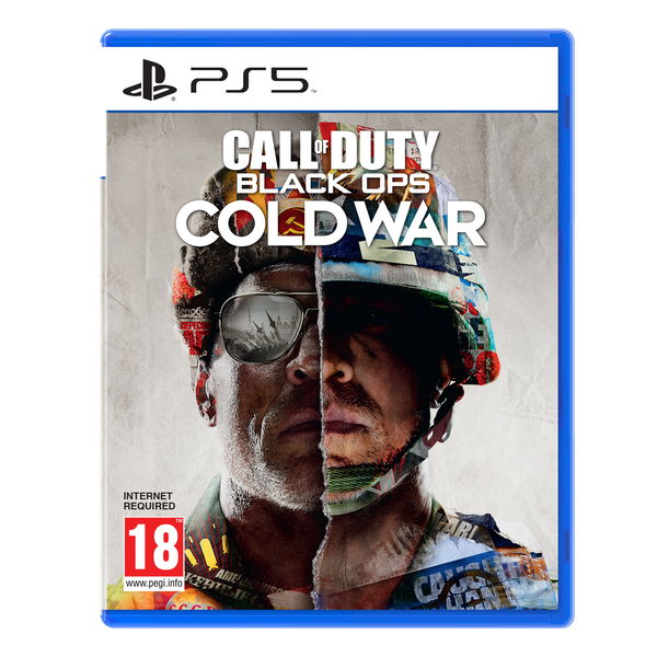 Call of Duty Black Ops Cold War PS5 Game