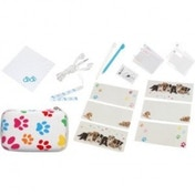 Subsonic DSi/DS Lite 2-in-1 Dogs Kit White