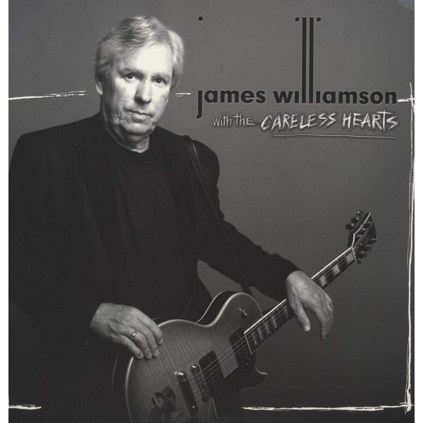 James Williamson With The Careless Hearts ‎– James Williamson With The Careless Hearts Vinyl