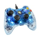 Afterglow Wired Controller with SmartTrack Technology Blue for Xbox 360