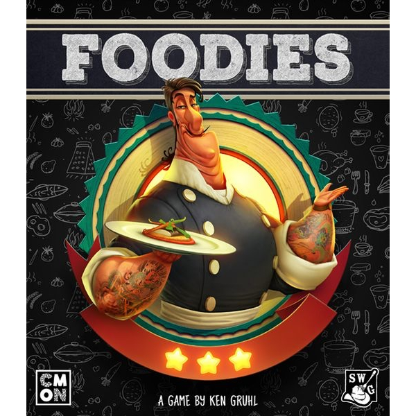Foodies Board Game