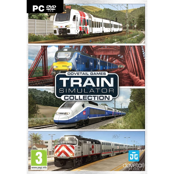 Train Simulator Collection PC Game