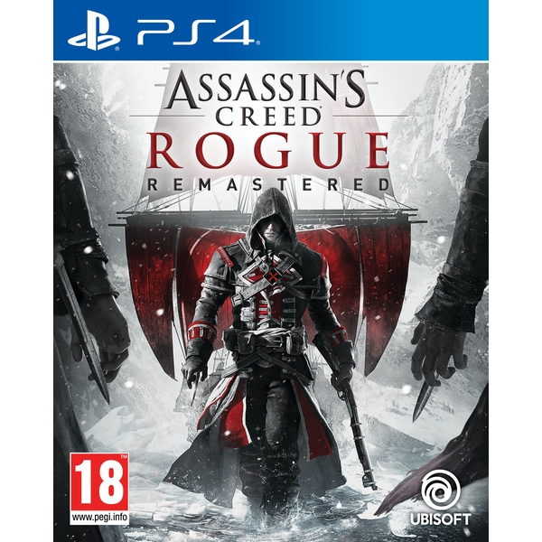 Assassin's Creed Rogue Remastered PS4 Game - Image 1