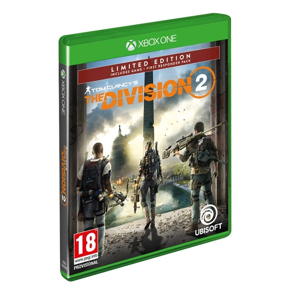 The Division 2 Limited Edition Xbox One Game