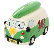 Welsh Campervan Money Box