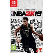 Ex-Display NBA 2K19 Nintendo Switch Game Used - Like New