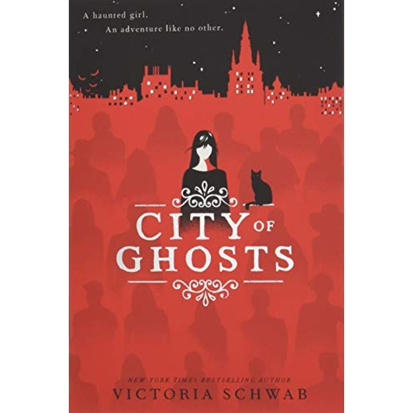 City of Ghosts  Paperback / softback 2018