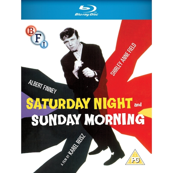 Saturday Night And Sunday Morning Blu-ray
