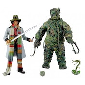 Doctor Who Seeds Of Doom Figurine Set