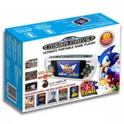 Ex-Display Arcade Ultimate Sega Portable 80 Games Sonic 25th Anniversary Edition Console Used - Like New