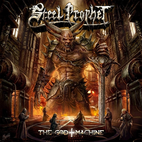 Steel Prophet - The God Machine Vinyl