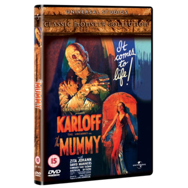 Classic Monster Collection - The Mummy DVD