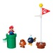 Acorn Plains Diorama (World Of Nintendo Super Mario) Figure Set - Image 2