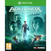 Aquanox Deep Descent Xbox One Game