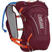 Camelbak Women's Octane 9 (2L Reservoir) Burgundy/Hot Coral