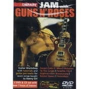 Lick Library Jam With Guns N' Roses DVD