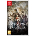 Octopath Traveler Nintendo Switch Game
