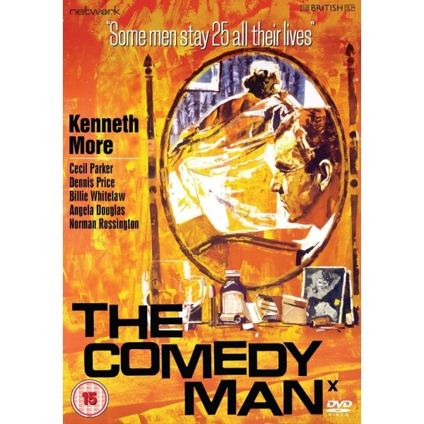The Comedy Man DVD