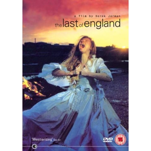The Last Of England DVD