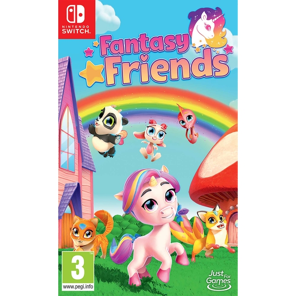 Fantasy Friends Nintendo Switch Game