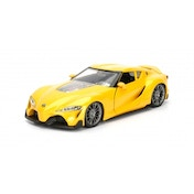 JDM Toyota FT-1 Concept 1:24 Diecast Model