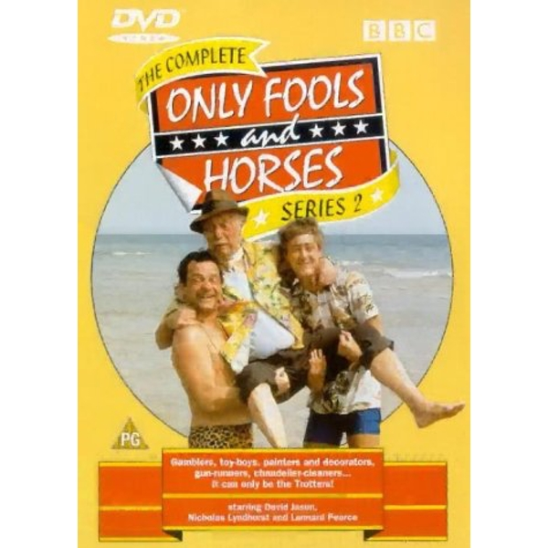Only Fools And Horses - Series 2 - Complete DVD