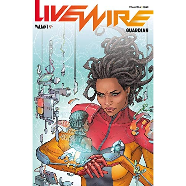 Livewire Volume 2: Guardian