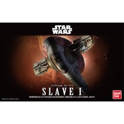Boba Fett Slave 1 (Star Wars) Bandai Revell 1:144 Model Kit