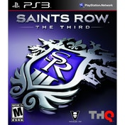 Saints Row The Third 3 Game PS3