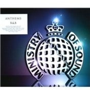 Ministry of Sound Anthems R&B CD