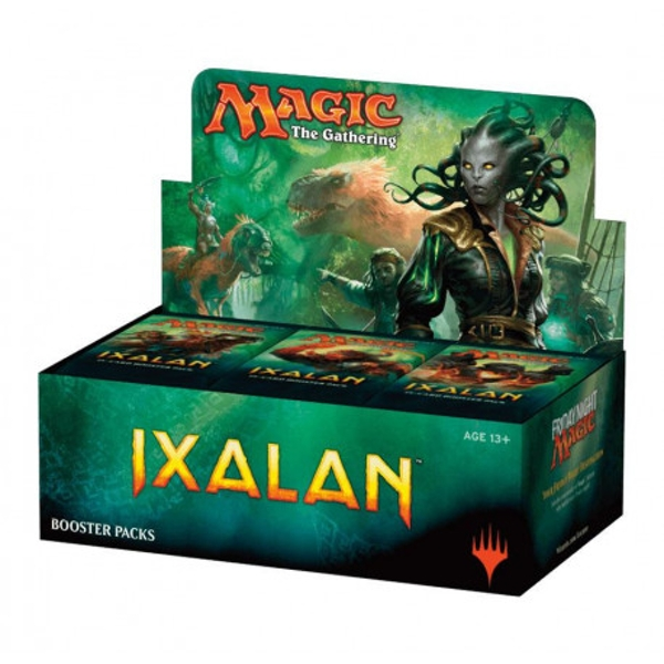 Magic The Gathering TCG Ixalan Trading Card Booster Box - 36 Packs - Image 1