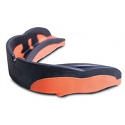Shockdoctor Mouthguard V1.5 Youths Black/Orange