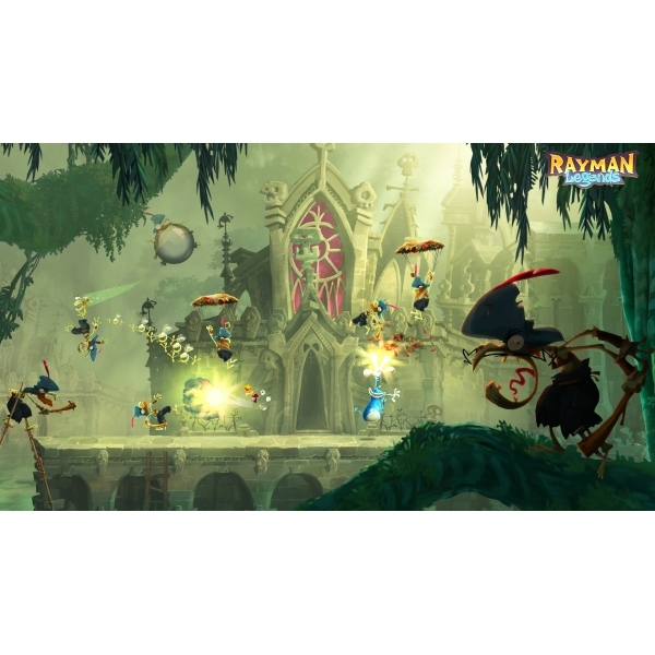 Rayman Legends Game Wii U - Image 1