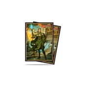 Magic the Gathering: Amonkhet - Nissa, Steward of Elements 80 Ultra Pro Sleeves (6 Packs)