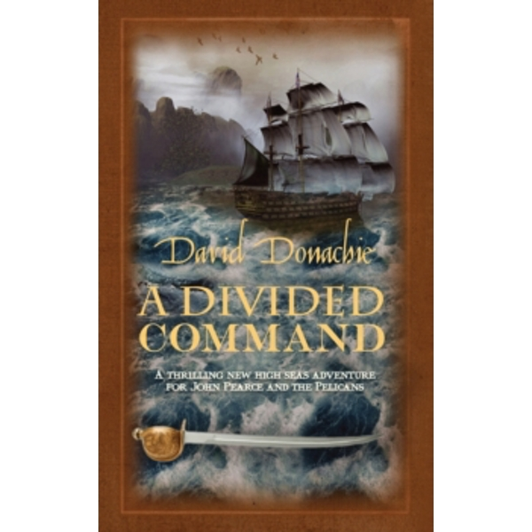 A Divided Command by David Donachie (Paperback, 2014)