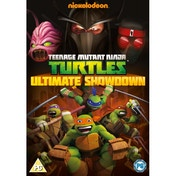 Teenage Mutant Ninja Turtles Ultimate Showdown DVD