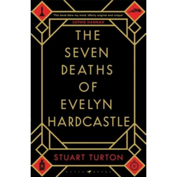 The Seven Deaths of Evelyn Hardcastle (Hardback, 2018)